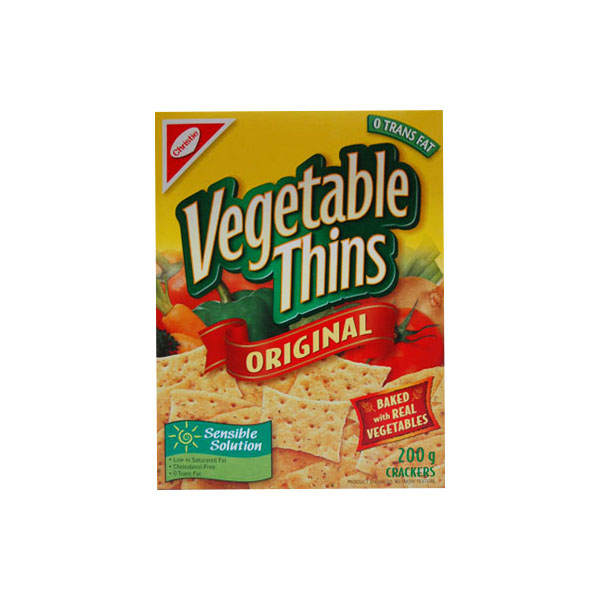 Vegetable Thins Original