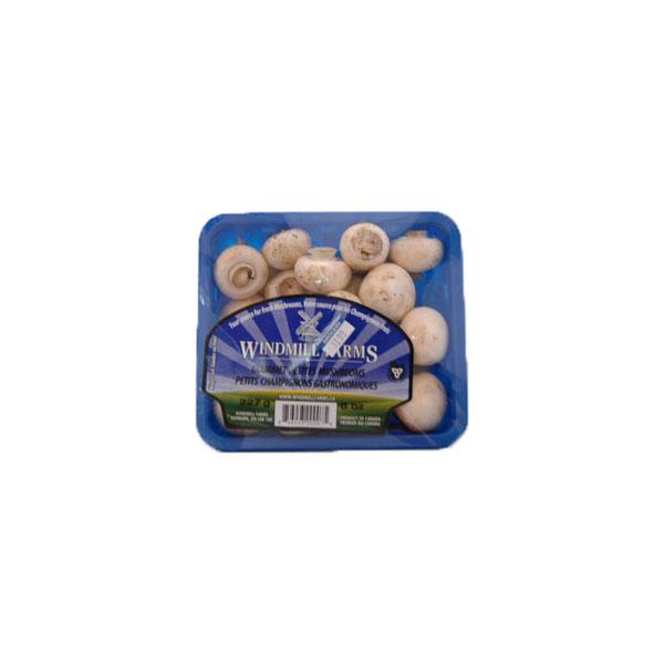 Whole Mushrooms
