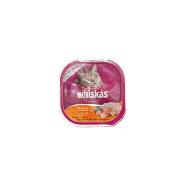 Whiskas Chicken Dinner Pate