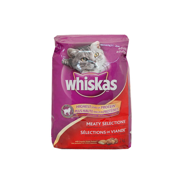 Whiskas Meaty Selections Adult Cat Food