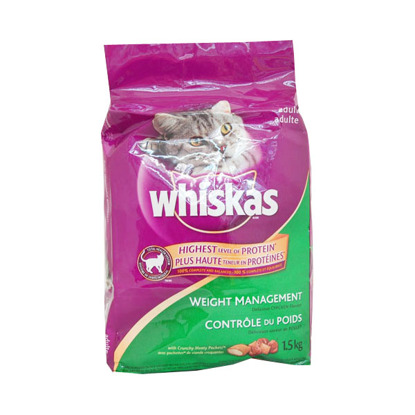 Whiskas Weight Management Adult Cat Food