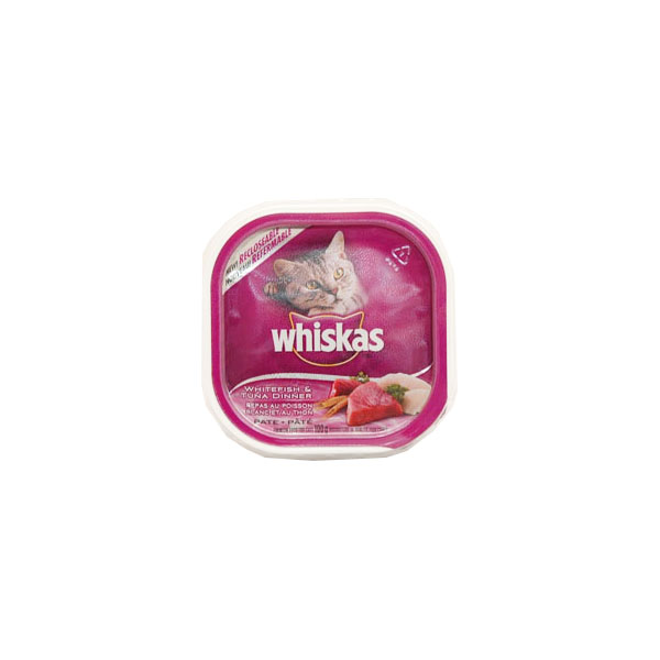 Whiskas White Fish Tuna