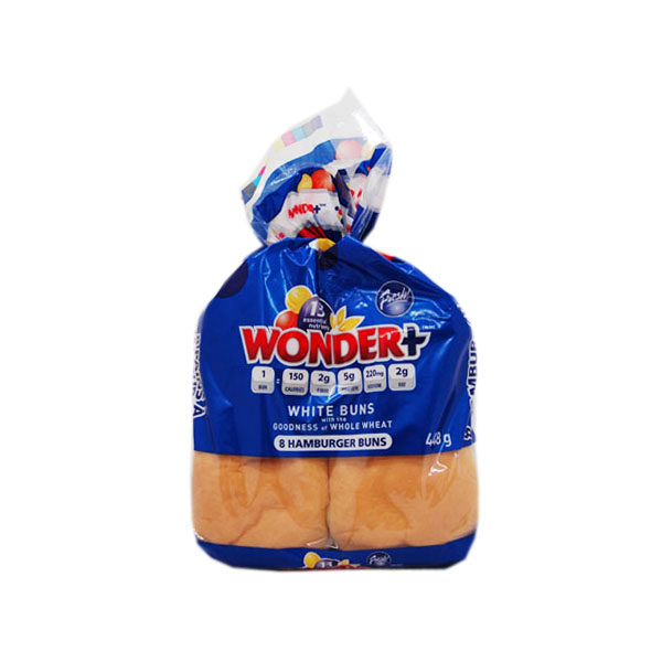 Wonder Hamburger Buns