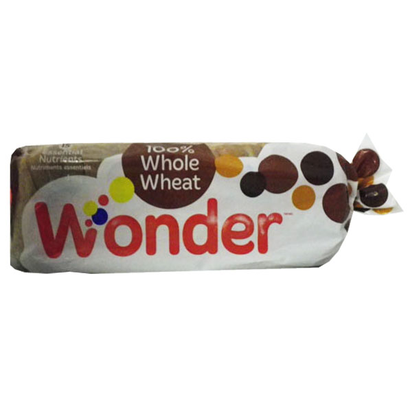 Wonder Whole Wheat Bread