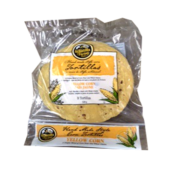 Yellow Corn Wrap 328g